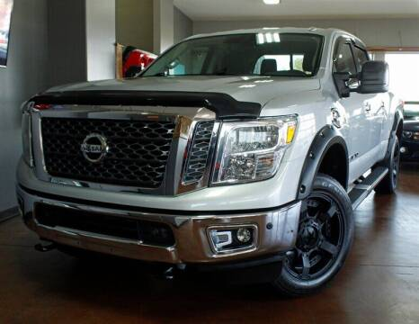 2016 Nissan Titan XD for sale at Motion Auto Sport in North Canton OH