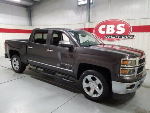 2014 Chevrolet Silverado 1500 for sale at CBS Quality Cars in Durham NC