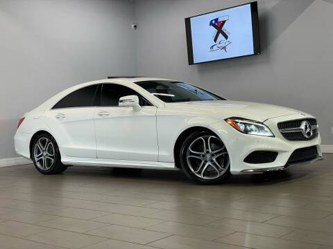2015 Mercedes-Benz CLS for sale at TX Auto Group in Houston TX