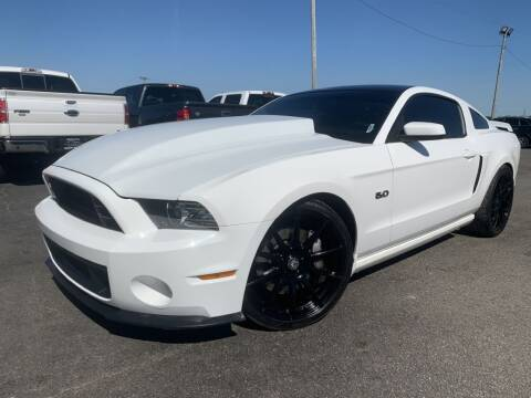 2013 Ford Mustang for sale at Superior Auto Mall of Chenoa in Chenoa IL