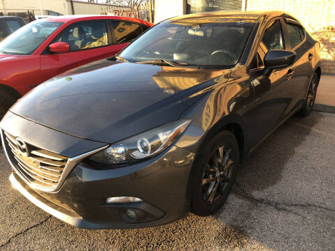 2016 Mazda MAZDA3 for sale at Auto Access in Irving TX
