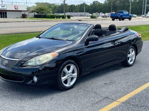 2006 Toyota Camry Solara for sale at Double K Auto Sales in Baton Rouge LA