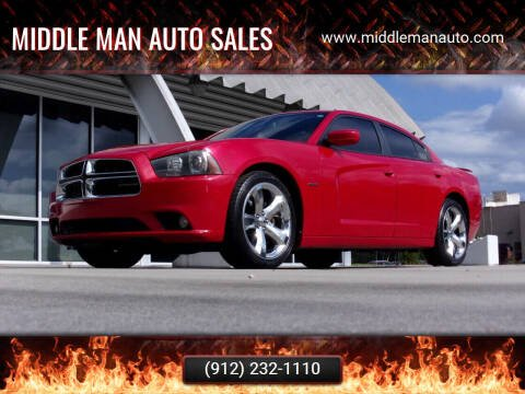 2011 Dodge Charger for sale at Middle Man Auto Sales in Savannah GA