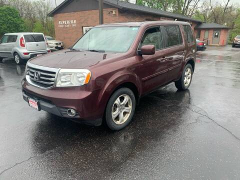 2013 Honda Pilot for sale at Superior Used Cars Inc in Cuyahoga Falls OH