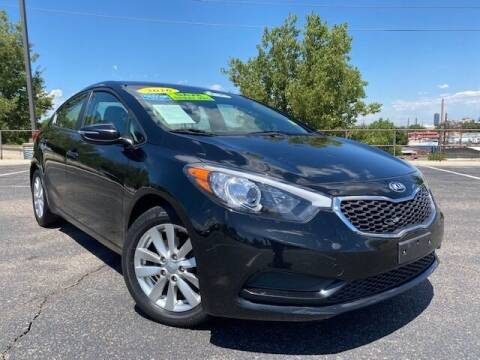 2016 Kia Forte for sale at UNITED Automotive in Denver CO