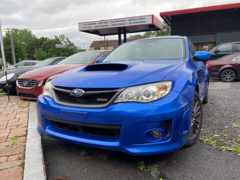 2013 Subaru Impreza for sale at Apple Auto Sales Inc in Camillus NY