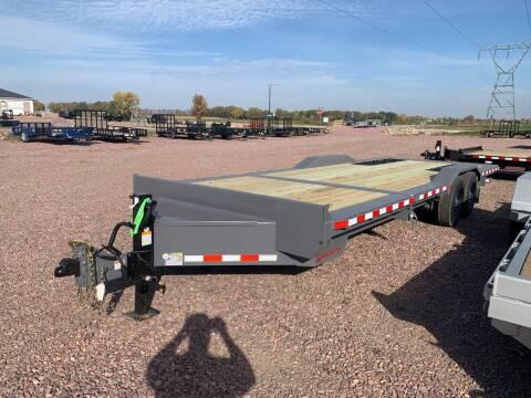 2022 Midsota TBWB-24 17.6K #0411 for sale at Prairie Wind Trailers, LLC in Harrisburg SD