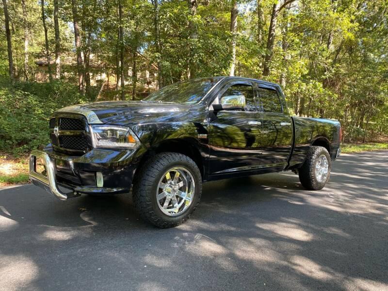 2013 RAM Ram Pickup 1500 for sale at US 1 Auto Sales in Graniteville SC