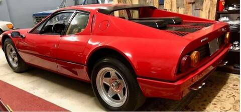 1983 Ferrari 512 BB for sale at McQueen Classics in Lewes DE