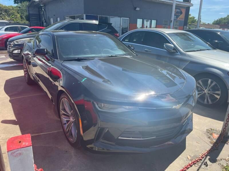 2016 Chevrolet Camaro for sale at P J Auto Trading Inc in Orlando FL