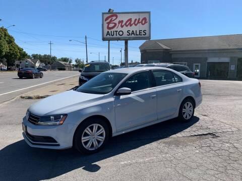 2017 Volkswagen Jetta for sale at Bravo Auto Sales in Whitesboro NY