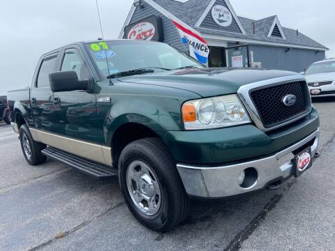 2007 Ford F-150 for sale at Cape Cod Carz in Hyannis MA