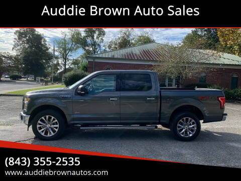 2017 Ford F-150 for sale at Auddie Brown Auto Sales in Kingstree SC