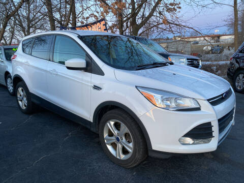 2013 Ford Escape for sale at Real Deal Auto Sales in Manchester NH