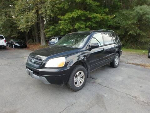 2005 Honda Pilot for sale at 6348 Auto Sales in Chesapeake VA