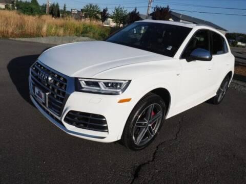 2018 Audi SQ5 for sale at Karmart in Burlington WA