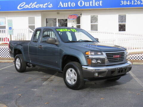 2007 GMC Canyon for sale at Colbert's Auto Outlet in Hickory NC