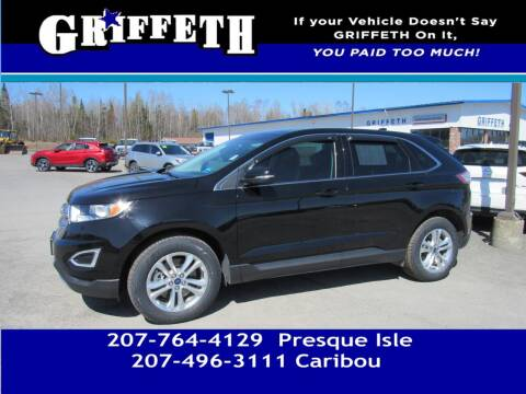 2017 Ford Edge for sale at Griffeth Mitsubishi - Pre-owned in Caribou ME