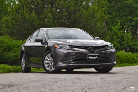 2018 Toyota Camry for sale at Rosedale Auto Sales Incorporated in Kansas City KS
