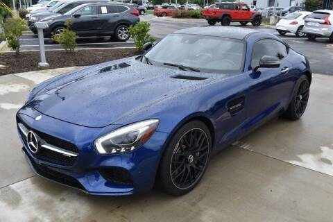 2017 Mercedes-Benz AMG GT for sale at PHIL SMITH AUTOMOTIVE GROUP - MERCEDES BENZ OF FAYETTEVILLE in Fayetteville NC