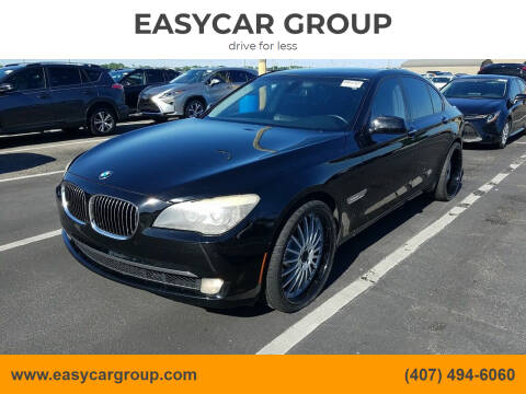 2010 BMW 7 Series for sale at EASYCAR GROUP in Orlando FL