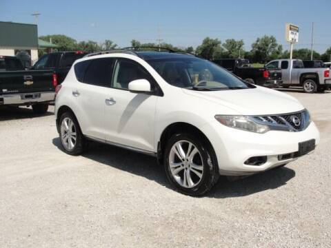 2011 Nissan Murano for sale at Frieling Auto Sales in Manhattan KS