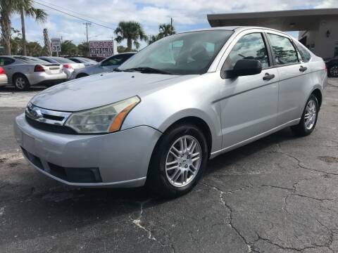 2010 Ford Focus for sale at AutoVenture Sales And Rentals in Holly Hill FL