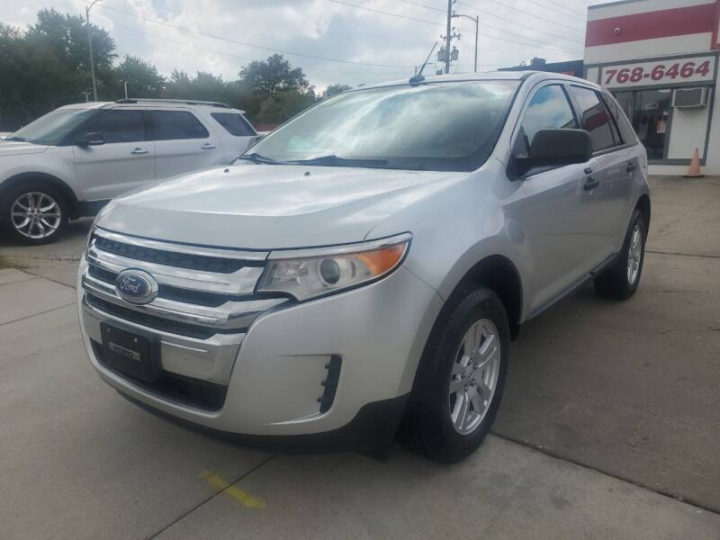 2011 Ford Edge for sale at Quallys Auto Sales in Olathe KS