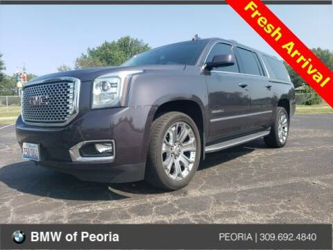 2015 GMC Yukon XL for sale at BMW of Peoria in Peoria IL