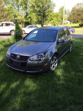 2008 Volkswagen GTI for sale at Alpine Auto Sales in Carlisle PA