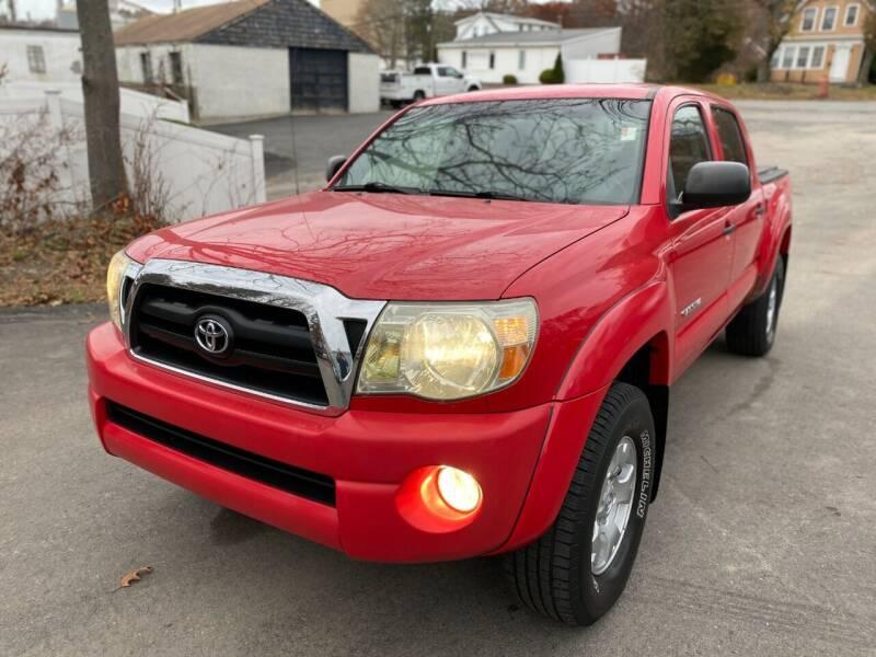 2007 Toyota Tacoma for sale at 1A Auto Sales in Walpole MA