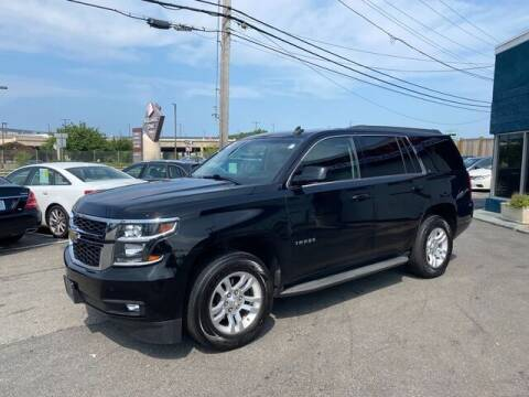 2015 Chevrolet Tahoe for sale at Saugus Auto Mall in Saugus MA
