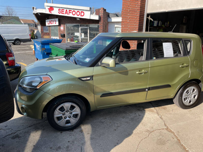 2013 Kia Soul for sale at Frank's Garage in Linden NJ
