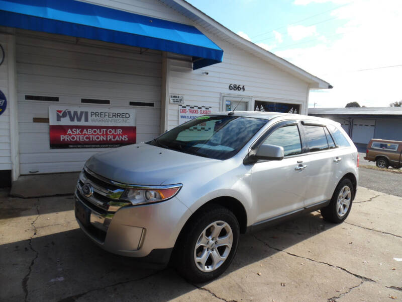 2011 Ford Edge AWD SEL 4dr Crossover - Maiden NC