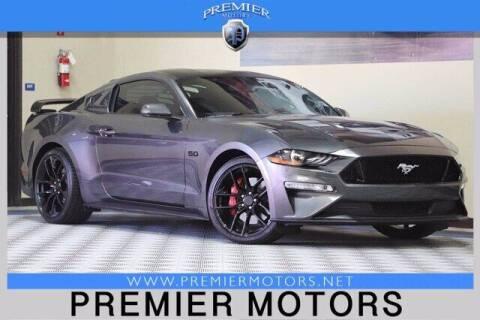 2019 Ford Mustang for sale at Premier Motors in Hayward CA