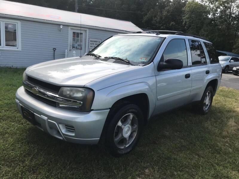 2007 Chevrolet TrailBlazer for sale at Manny's Auto Sales in Winslow NJ