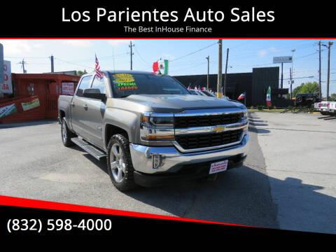 2017 Chevrolet Silverado 1500 for sale at Los Parientes Auto Sales in Houston TX