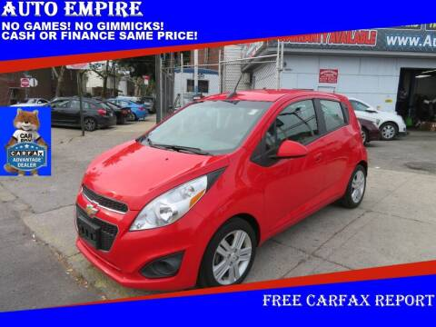 2015 Chevrolet Spark for sale at Auto Empire in Brooklyn NY