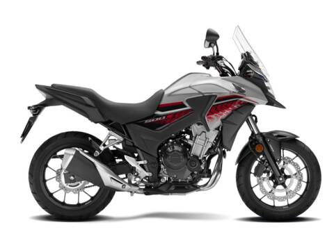 2018 Honda CB500X ABS for sale at Road Track and Trail in Big Bend WI