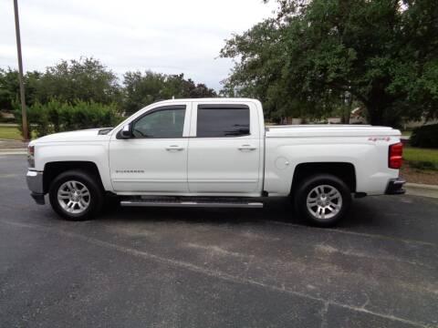 2017 Chevrolet Silverado 1500 for sale at BALKCUM AUTO INC in Wilmington NC