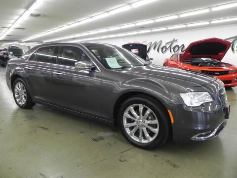 2017 Chrysler 300 for sale at 121 Motorsports in Mount Zion IL