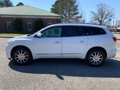 2017 Buick Enclave for sale at Auddie Brown Auto Sales in Kingstree SC