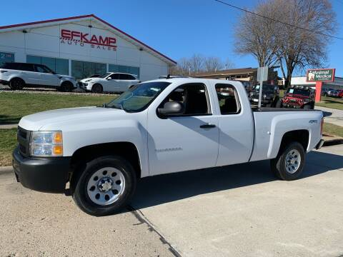 2011 Chevrolet Silverado 1500 for sale at Efkamp Auto Sales LLC in Des Moines IA