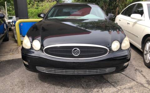 2007 Buick LaCrosse for sale at Louie's Auto Sales in Leesburg FL