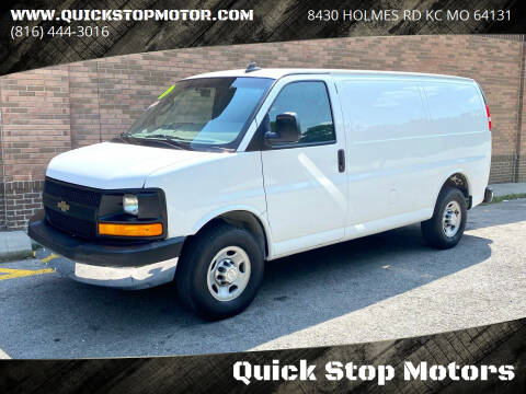 2016 Chevrolet Express Cargo for sale at Quick Stop Motors in Kansas City MO