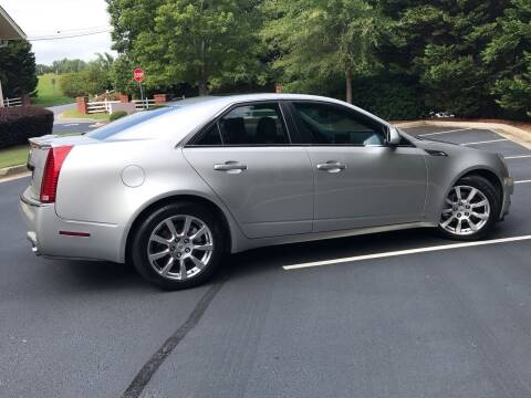 2008 Cadillac CTS for sale at Paramount Autosport in Kennesaw GA