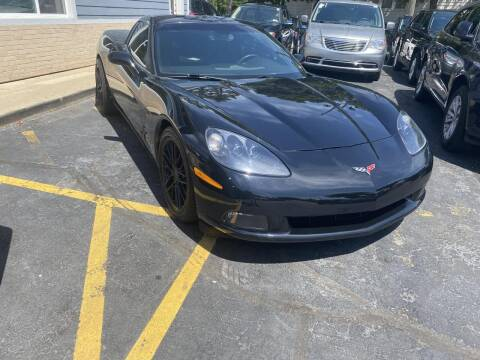 2007 Chevrolet Corvette for sale at CLASSIC MOTOR CARS in West Allis WI