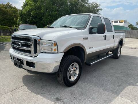 2005 Ford F-250 Super Duty for sale at Truck Depot in Miami FL