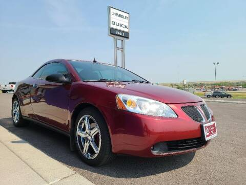 2008 Pontiac G6 for sale at Tommy's Car Lot in Chadron NE