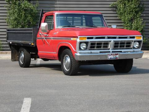 1977 Ford Ranger for sale at Sun Valley Auto Sales in Hailey ID